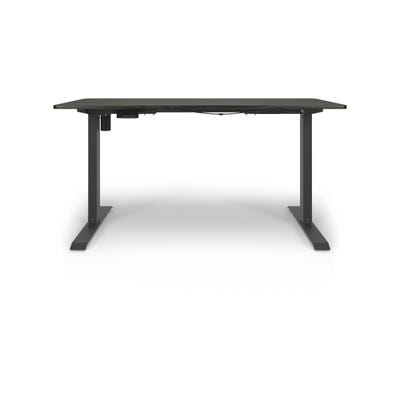 """Height Adjustable Desk with 24"""" x 60"""" Worksurfaces"""