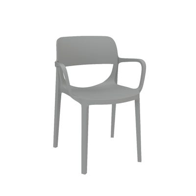 Prodigy Stack Chair, with Arms, Set of 2